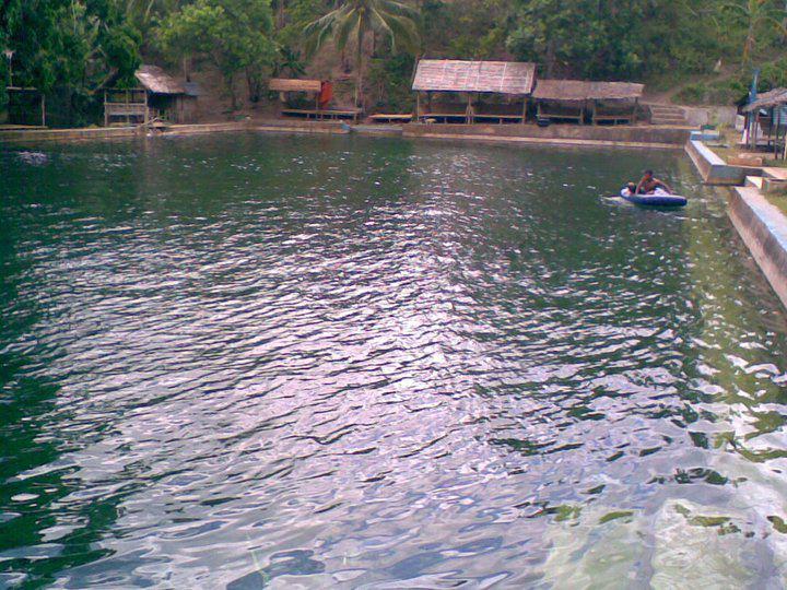 Pariwisata Mata Air Nen Masil Evu Dan Pemandian Alam
