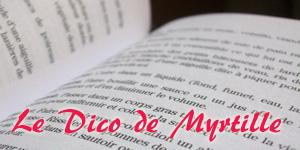 Le dictionnaire de la cuisine de Myrtille : voir tous les articles