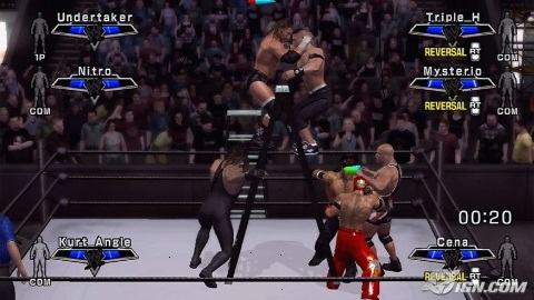 Download Smackdown VS Raw 2007 Kickass Torrent File