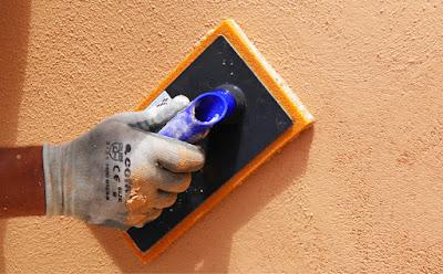 Pintura en trabajos de fontanería