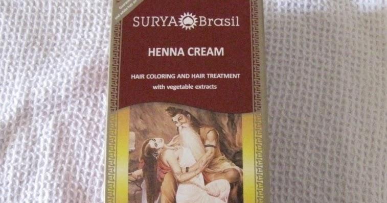 surya henna cream instructions