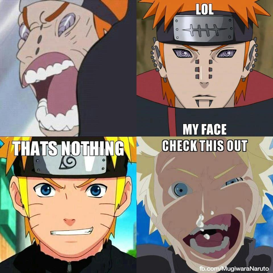 this hipster pein fellow is a comic genius naruto jokes page 2