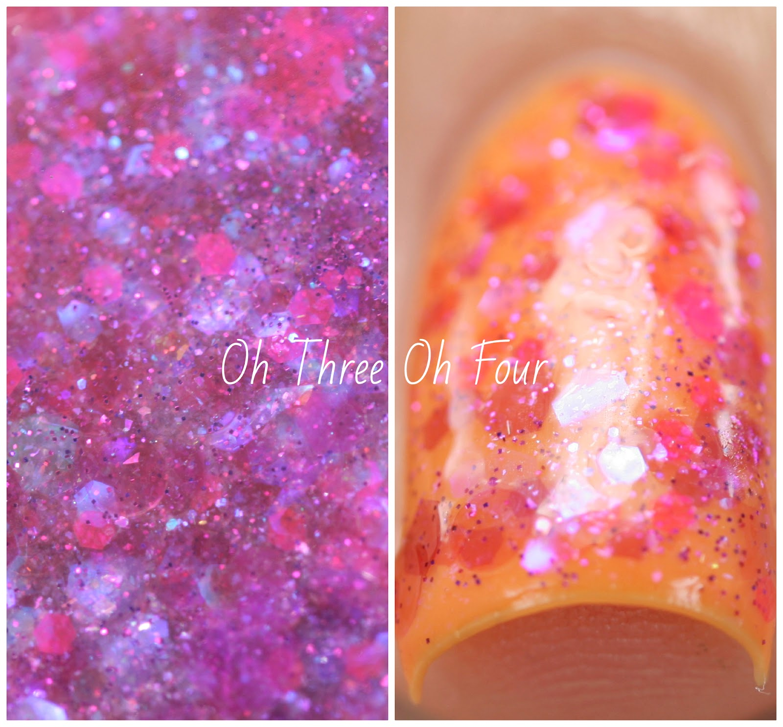 Lynnderella Jelly Egg Swatch