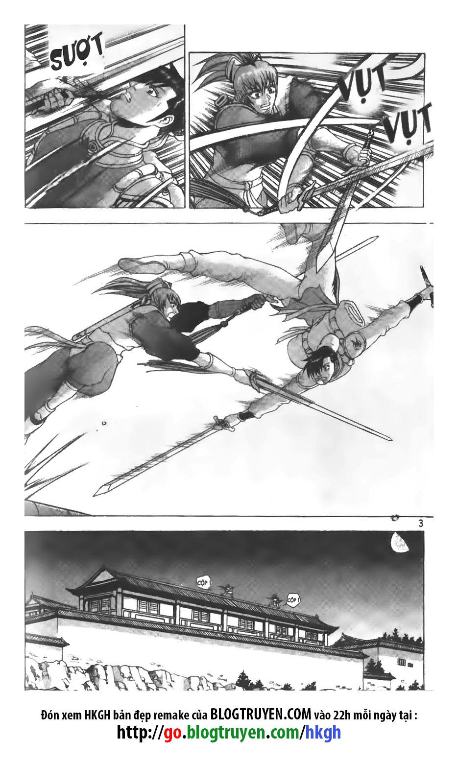 Hiệp Khách Giang Hồ - Hiệp Khách Giang Hồ Chap 236 - Pic 3
