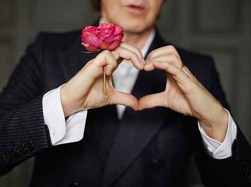 Paul McCartney ValentineDay Live