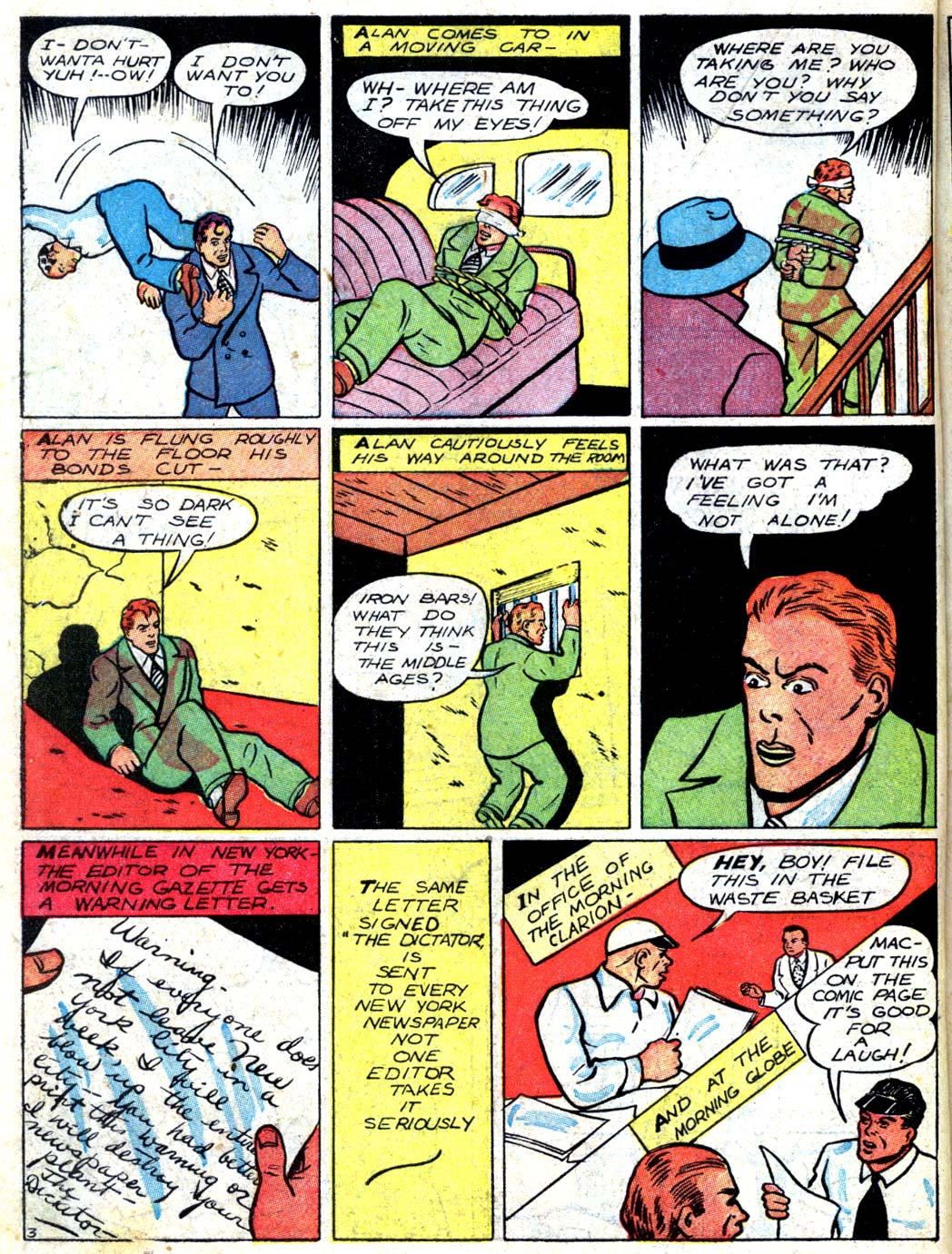 Read online All-American Comics (1939) comic -  Issue #15 - 37