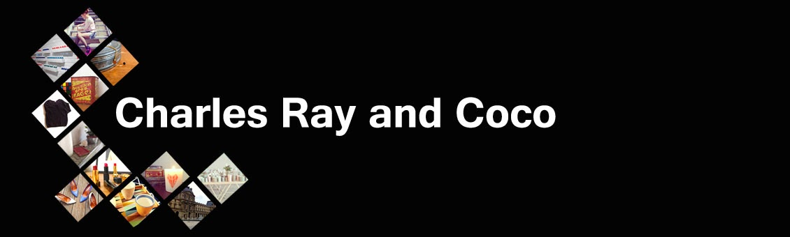Charles Ray and Coco