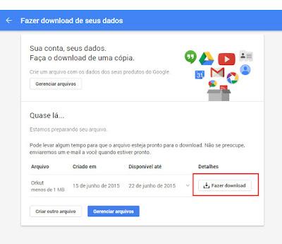 Orkuti chega ao Android e recuperação de dados do velho Orkut