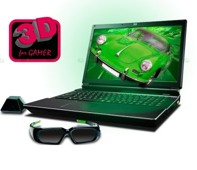 Mouse Computer NEXTGEAR-NOTE i710SA6-3DV New 3D Ready Super-Fast Gaming Laptop Review