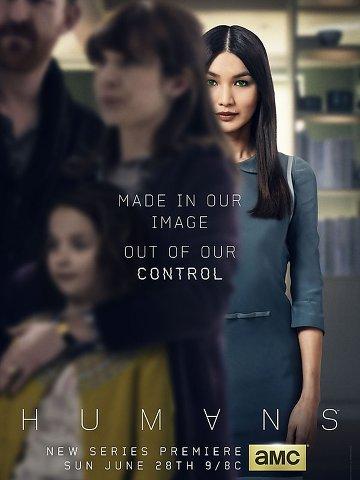 Humans Saison 1