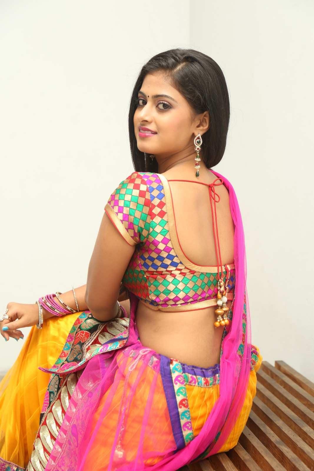 Megha Sri glam pics at OMG Audio-HQ-Photo-16