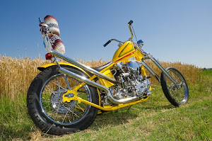 '46 Chopper Knucklehead