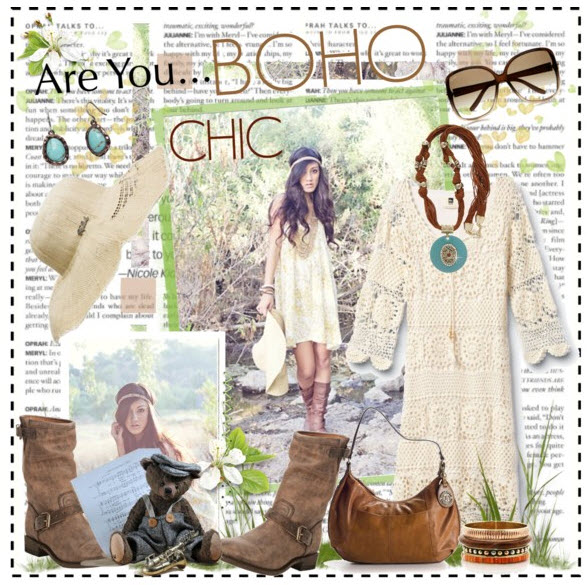 1960s Boho Chic of Today