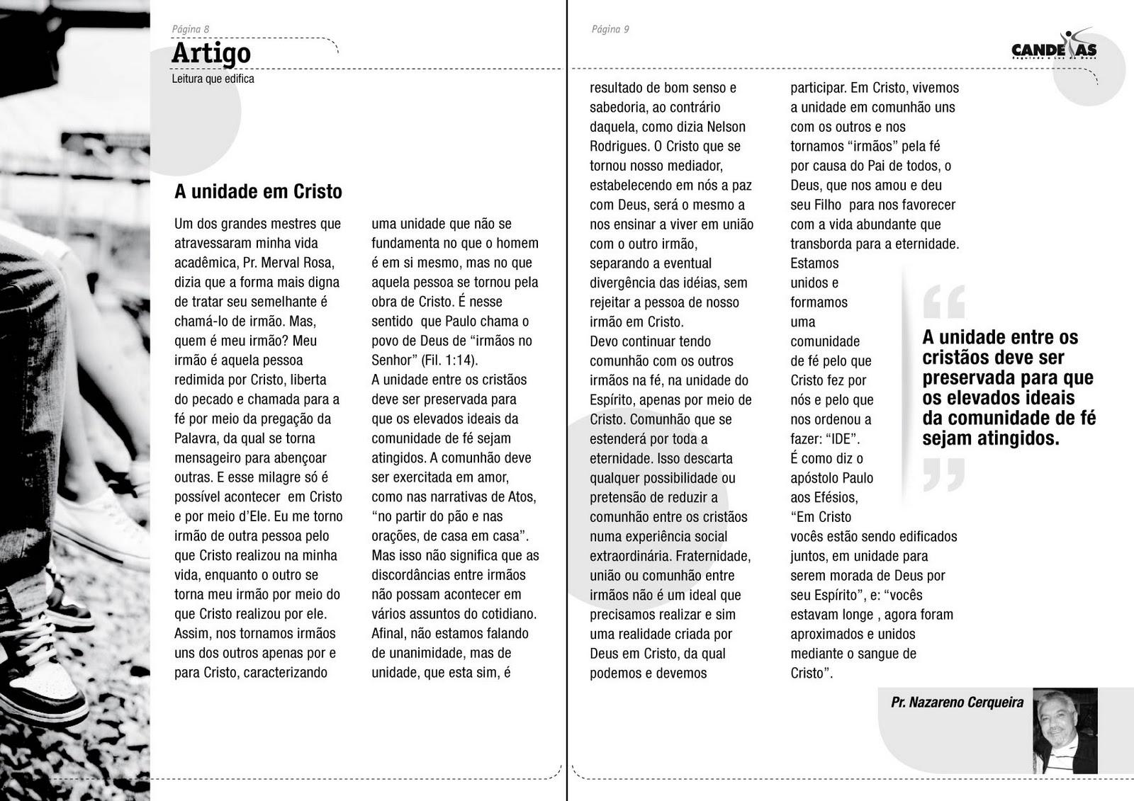 thiago balduino caldeira  editorial design magazine