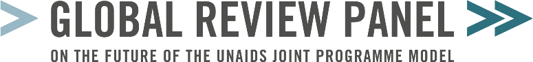 Global Review Panel on the Future of the UNAIDS Joint Programme Model