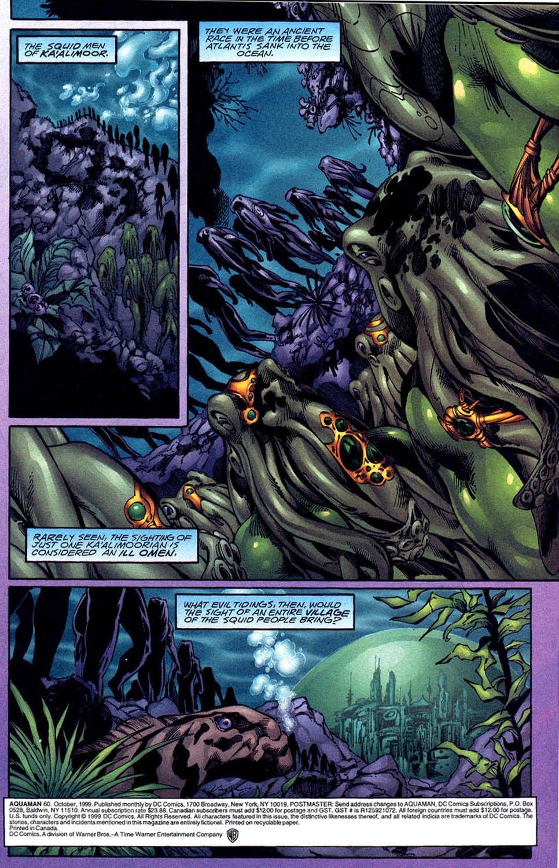 Aquaman (1994) Issue #60 #66 - English 2