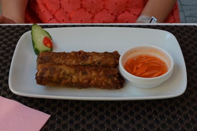 Restaurant Thai Dat Stuttgart Vietnamese Spring roll