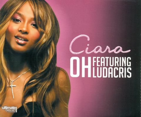 Ciara Goodies Oh 12 Step Album 2004 Thanks To Ciarafever