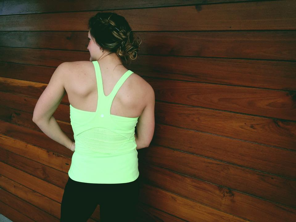 lululemon-crossback-tank clear-mint