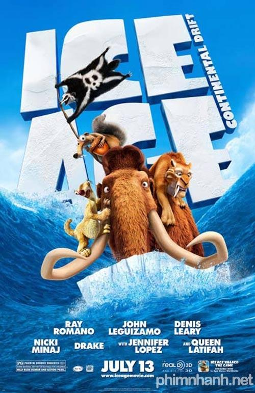 Kỷ Băng Hà 4 - Ice Age 4