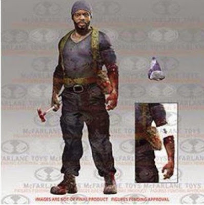 Walking Dead TV Series 8 Tyreese