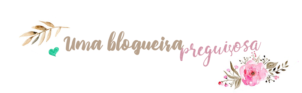 Uma blogueira preguiçosa