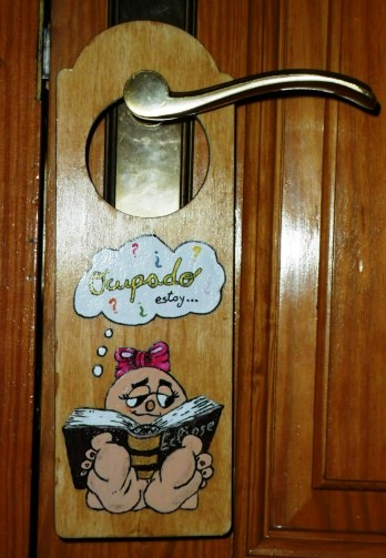 Imagenes De Baño Ocupado: hecho para una amiga que me lo ha pedido para la puerta de su lavabo