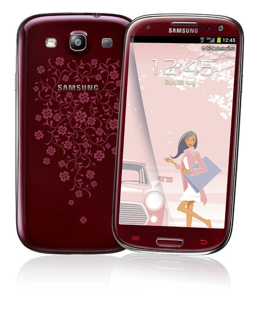 Samsung galaxy s duos s7562 full phone specifications - Samsung Galaxy S3 And Co Bring La Fleur 2013 Edition To Europe First The Gsm Insider Blog All Your Gadget Needs