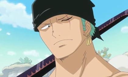 โรโรโนอา โซโล (Roronoa Zoro) @ One Piece