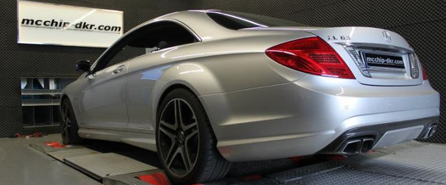 Mercedes benz cl63 with ecu remap creator mcchip dkr for Mercedes benz creator