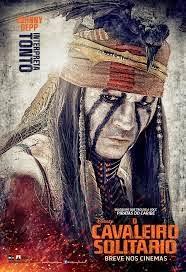Capa do Filme O Cavaleiro Solitário (2013) Torrent Dual Áudio