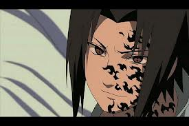 naruto techniques the curse mark