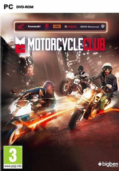 تحميل لعبة سباق الدرجات 2015 Motorcycle Club codex الكاملة مجاناً