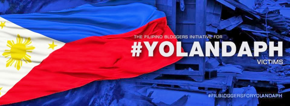 The Filipino Bloggers Initiative for #Yolandaph