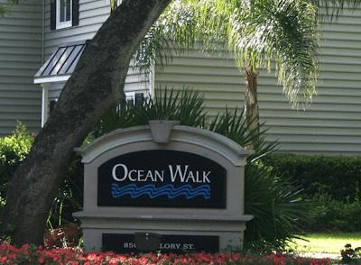 Ocean Walk Condos, St Simons Island