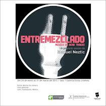 Entremezclado Música en ocho tracks Un proyecto sonoro de Manuel Neztic