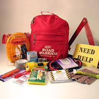 The Basic Emergency Roadside Kit
