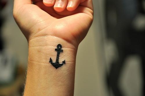 Tumblr Tattoo: Tattoos On Wrist Tumblr