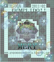 Certificado de cumplimiento Tejuca