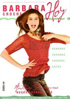 Revista Barbara Crochet Hoy Ano5 Núm.32