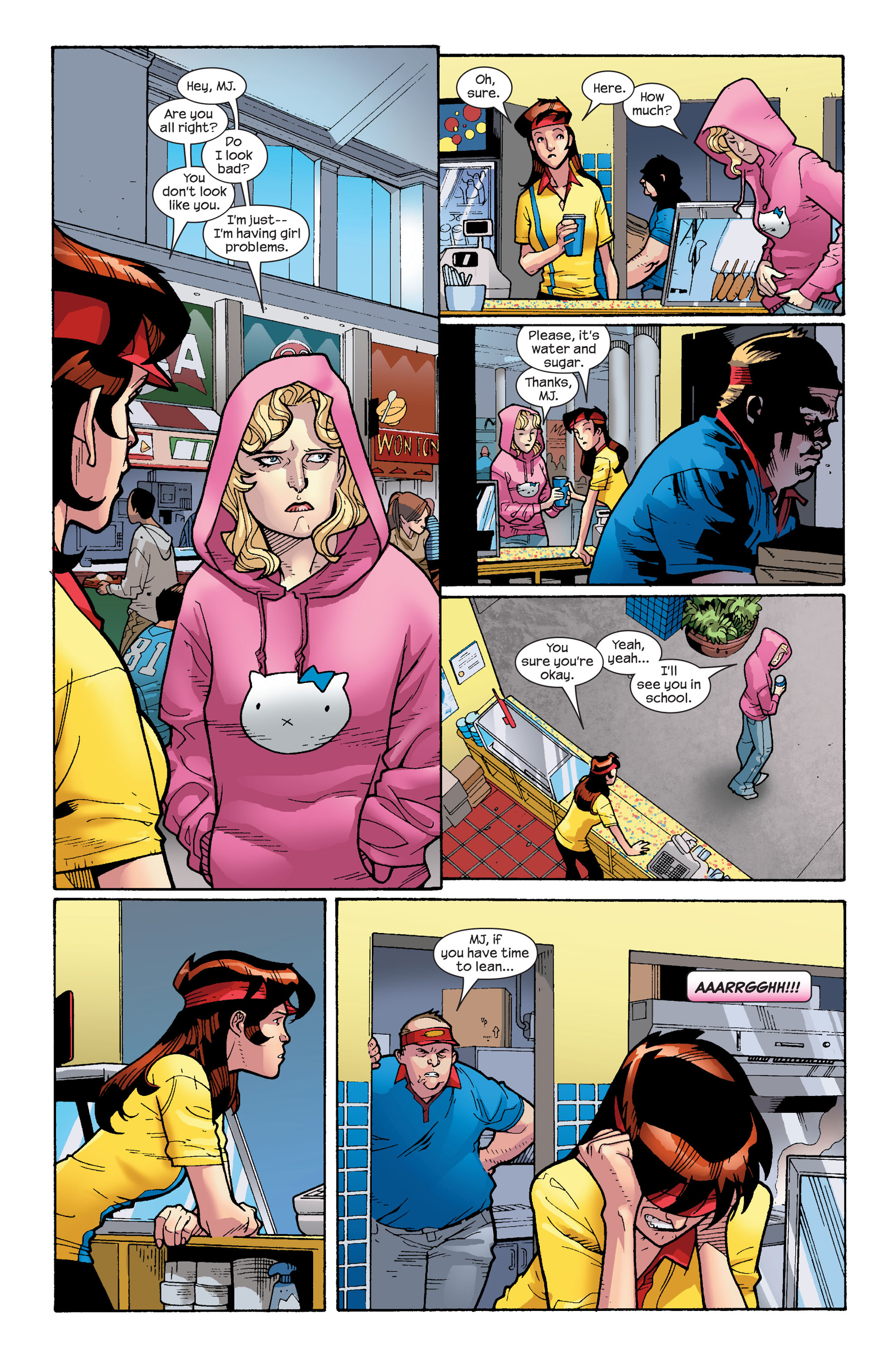 Ultimate Spider-Man (2000) Issue #118 #122 - English 6