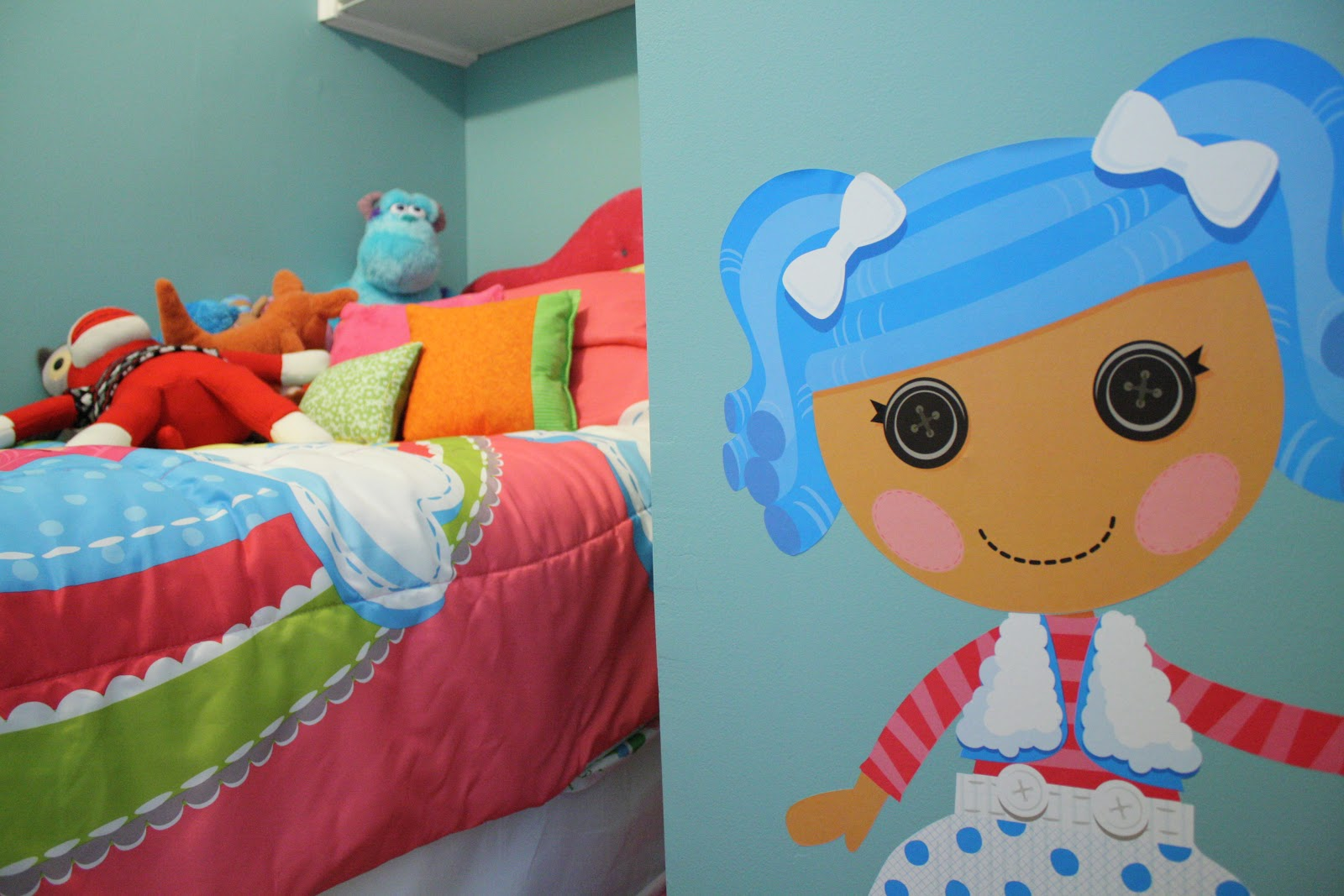A Lalaloopsy Birthday   and New Bedroom. Deeply Rooted Life   A Lalaloopsy Birthday   and New Bedroom