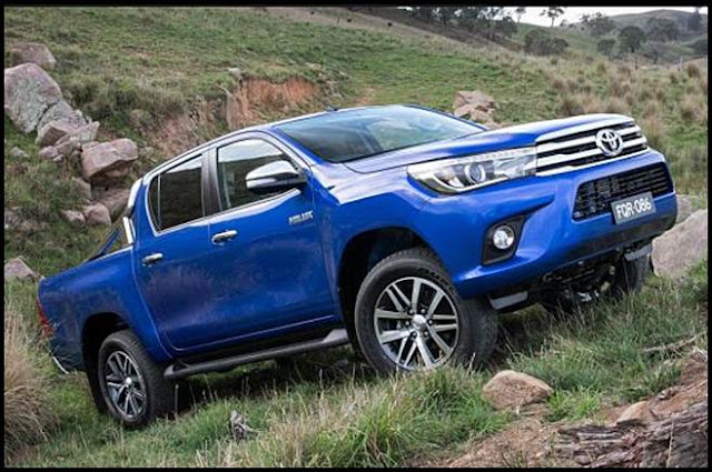 2016 Toyota Hilux Specs UK Stockists Perth