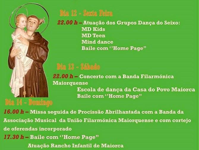 Festa de Santo António em Maiorca