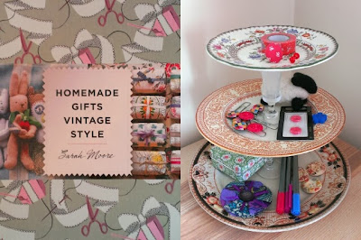 Miss Chaela Boo - October Hightlights - Book review Homemade Gifts Vintage Style