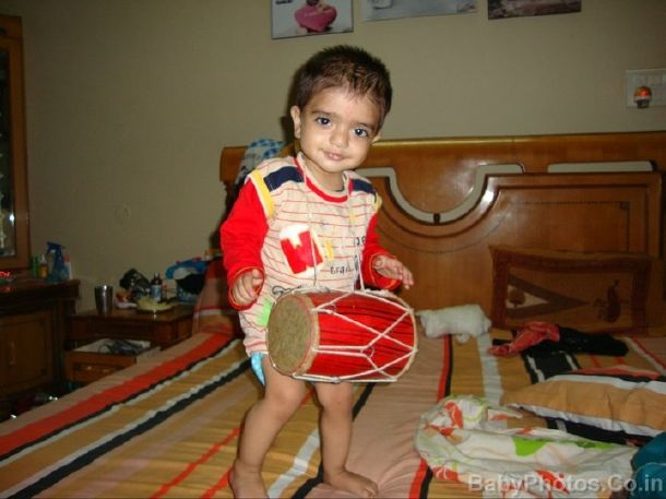 Cute Boy Baby Photos
