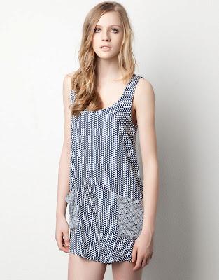 Pull & Bear Kleider Kollektion 2012 (2 ° Teil)