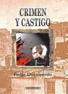 Portada del libro crimen y castigo para descargar en pdf gratis