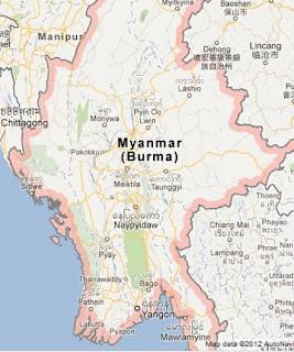 ماهى بورما لماذا يحرق المسلمون