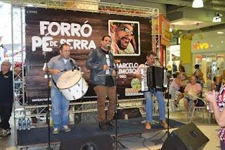 Santa Cruz Shopping apresenta o 'Forró na Praça'